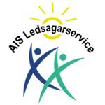 AIS Ledsagarservice Logotyp